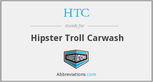 HTC - Hipster Troll Carwash