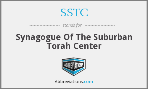 SSTC - Synagogue Of The Suburban Torah Center