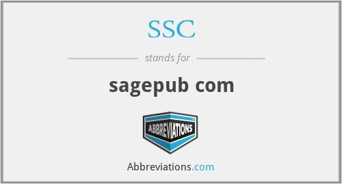 SSC - sagepub com