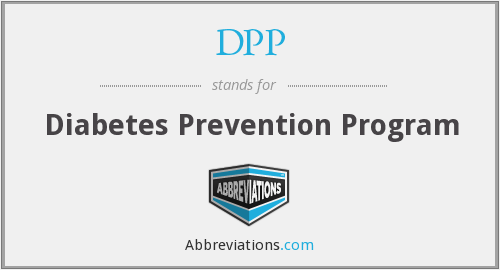 DPP - Diabetes Prevention Program