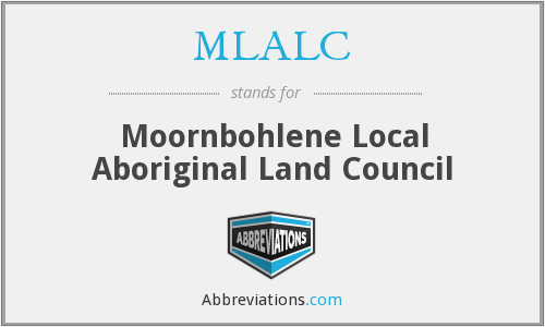 What does MLALC stand for?