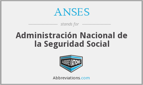 What does ANSES stand for?