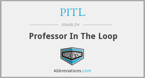 What does PITL stand for?