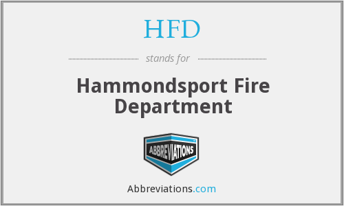 HFD - Hammondsport Fire Department