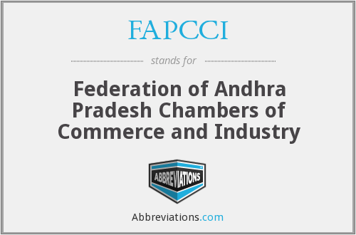 FAPCCI - Federation of Andhra Pradesh Chambers of Commerce and Industry