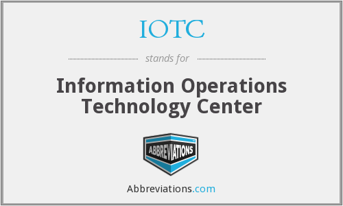 What does IOTC stand for?