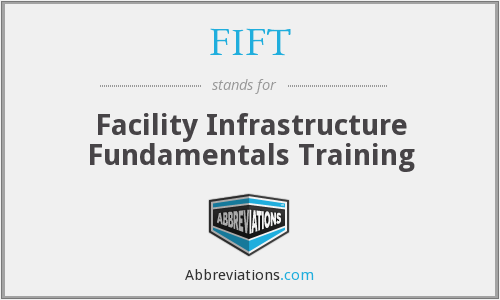 What does FIFT stand for?