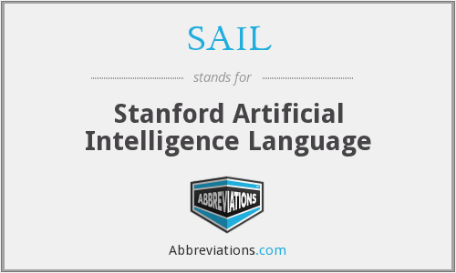 What does SAIL stand for?