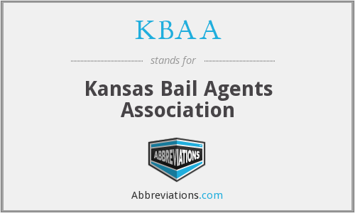 What does bail stand for?