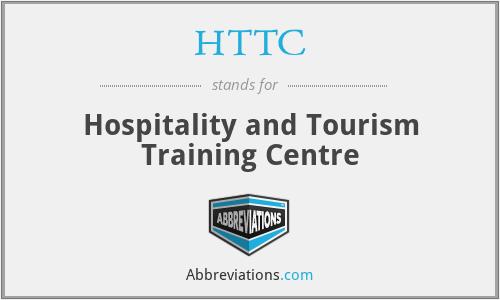 HTTC - Hospitality and Tourism Training Centre