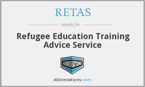 What does RETAS stand for?