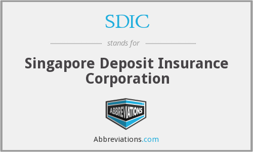 What does SDIC stand for?