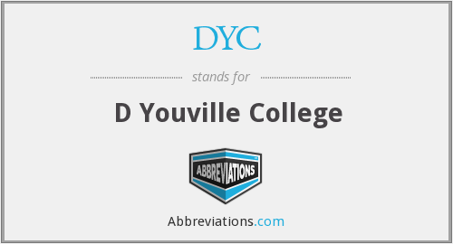 What does DYC stand for?