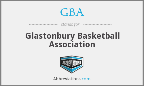 GBA - Glastonbury Basketball Association
