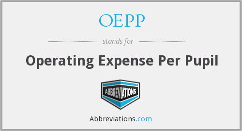 What does OEPP stand for?