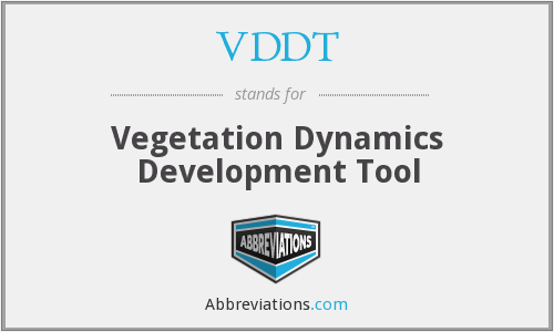 What does VDDT stand for?