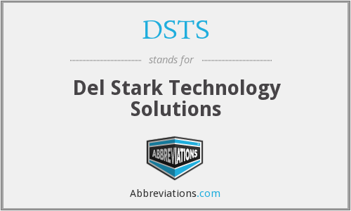 DSTS - Del Stark Technology Solutions