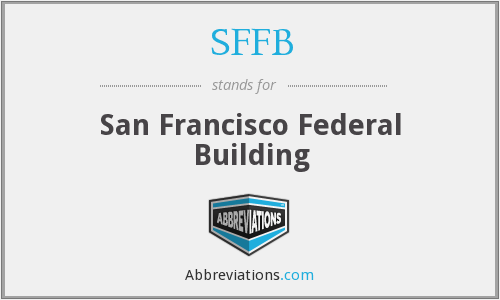 What does SFFB stand for?