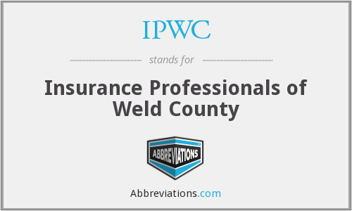 IPWC - Insurance Professionals of Weld County