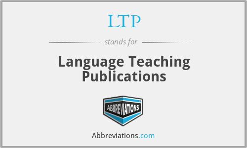 LTP - Language Teaching Publications