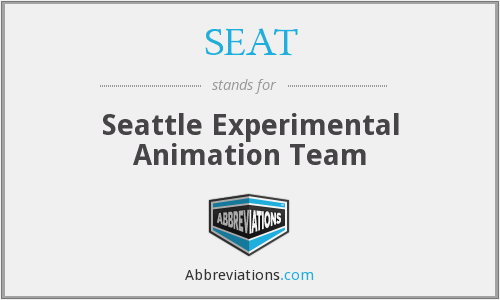 SEAT - Seattle Experimental Animation Team