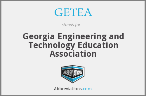 What does GETEA stand for?