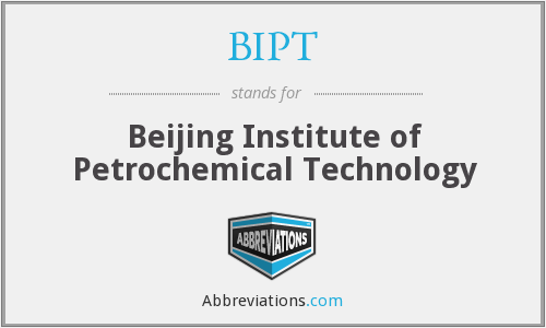 What does BIPT stand for?