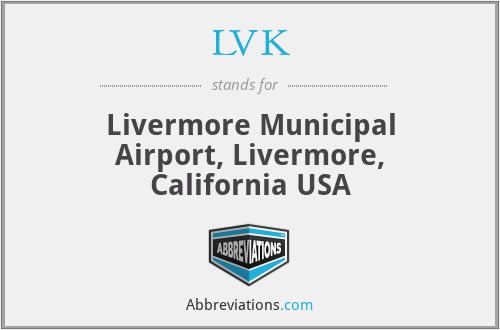 LVK - Livermore Municipal Airport, Livermore, California USA