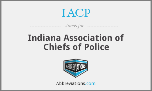 IACP - Indiana Association of Chiefs of Police