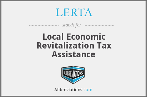 What does LERTA stand for?