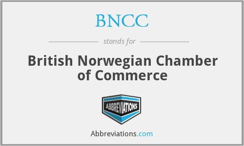 BNCC - British Norwegian Chamber of Commerce