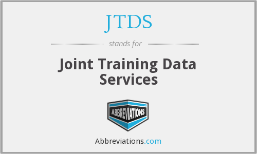 What does JTDS stand for?