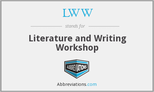 LWW - Literature and Writing Workshop