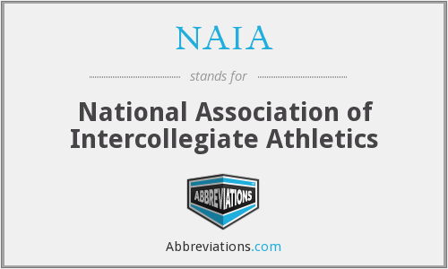 What does NAIA stand for?