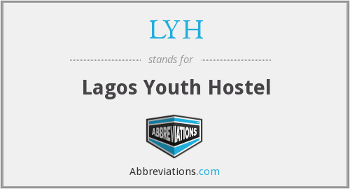 LYH - Lagos Youth Hostel