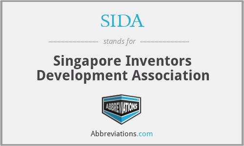 SIDA - Singapore Inventors Development Association