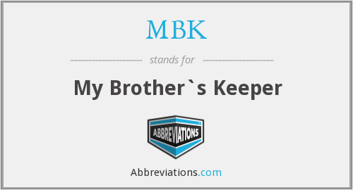 What does MBK stand for?
