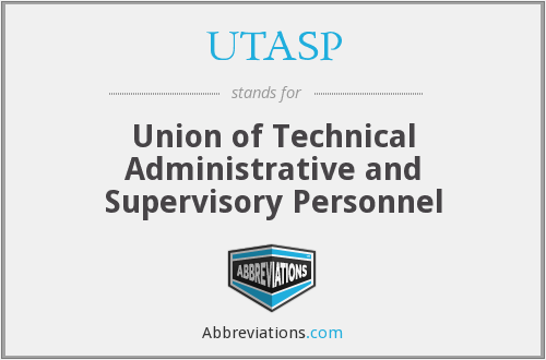 What does UTASP stand for?