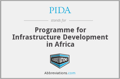 What does PIDA stand for?