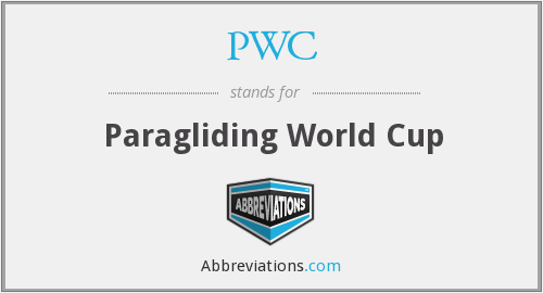 PWC - Paragliding World Cup