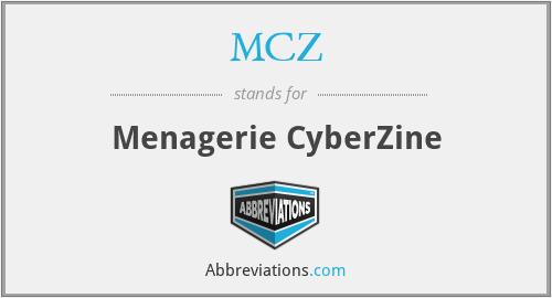 MCZ - Menagerie CyberZine