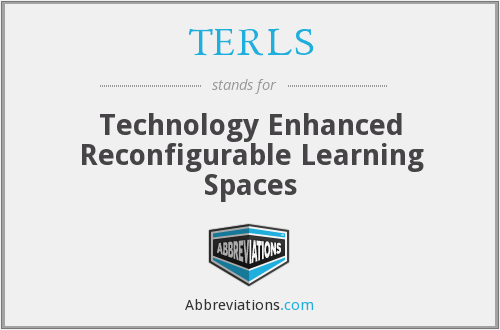What does TERLS stand for?