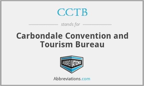 CCTB - Carbondale Convention and Tourism Bureau