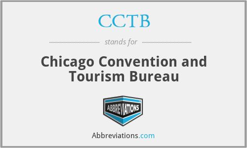 CCTB - Chicago Convention and Tourism Bureau