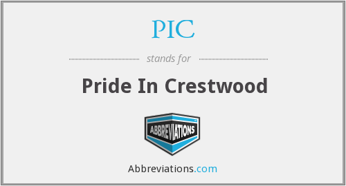 PIC - Pride In Crestwood