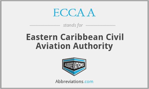 ECCAA - Eastern Caribbean Civil Aviation Authority