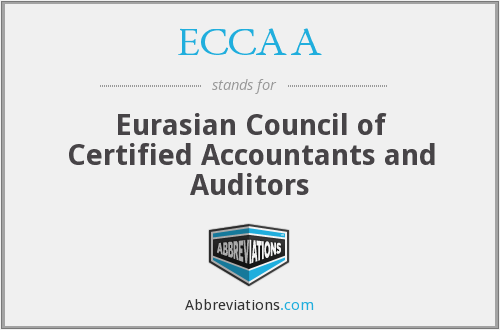 ECCAA - Eurasian Council of Certified Accountants and Auditors