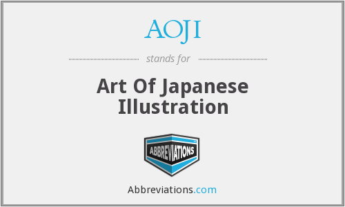 What does AOJI stand for?