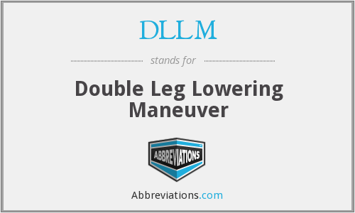 What does DLLM stand for?