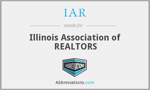 IAR - Illinois Association of REALTORS
